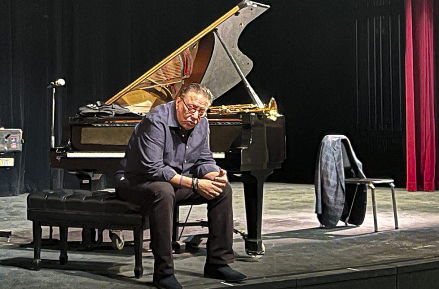 Grammy Award-winning musician Arturo Sandoval visits Moorpark College